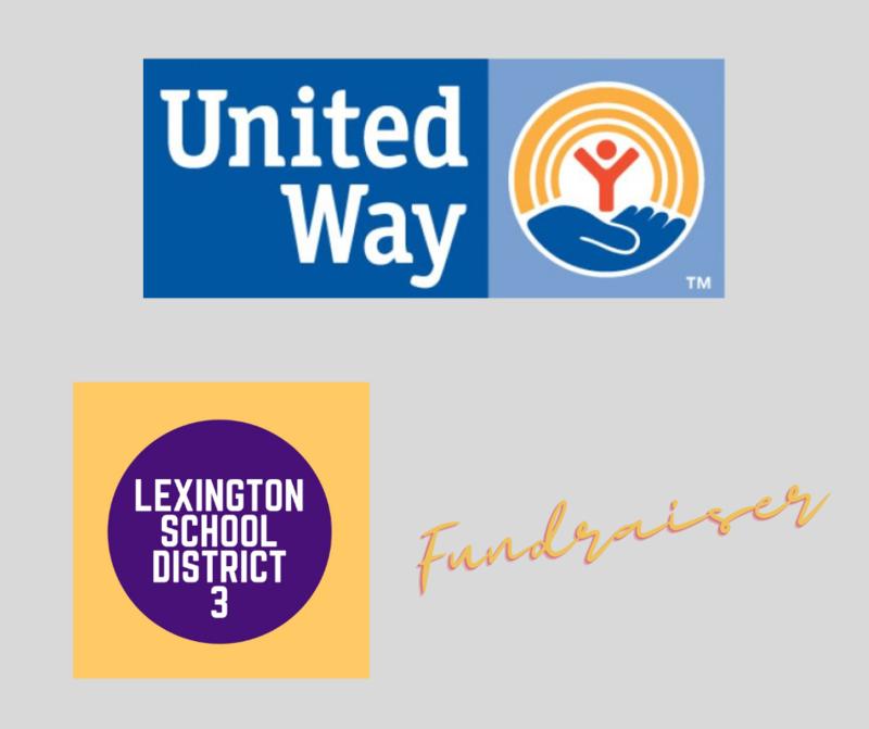Lexington Three Fundraises $1,824 For United Way