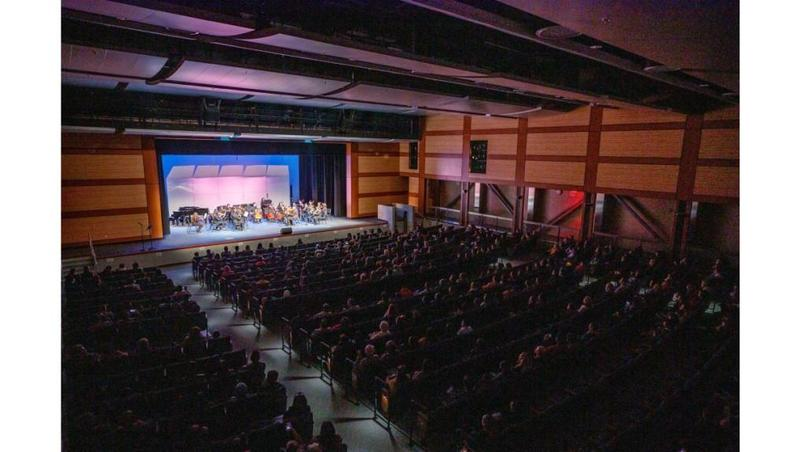 RUSD In the News! Tribune Story on Opening of New District Performing Arts Center Thumbnail Image