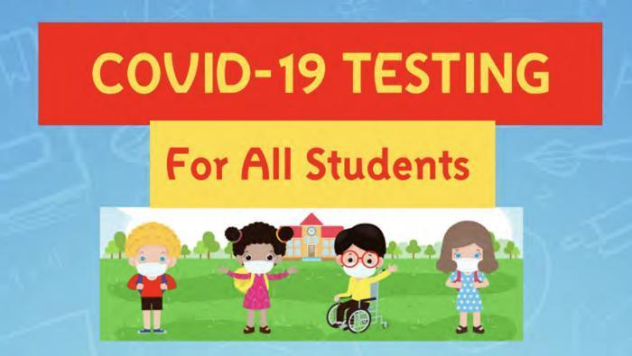 LAUSD COVID Testing Appointments by Phone Featured Photo