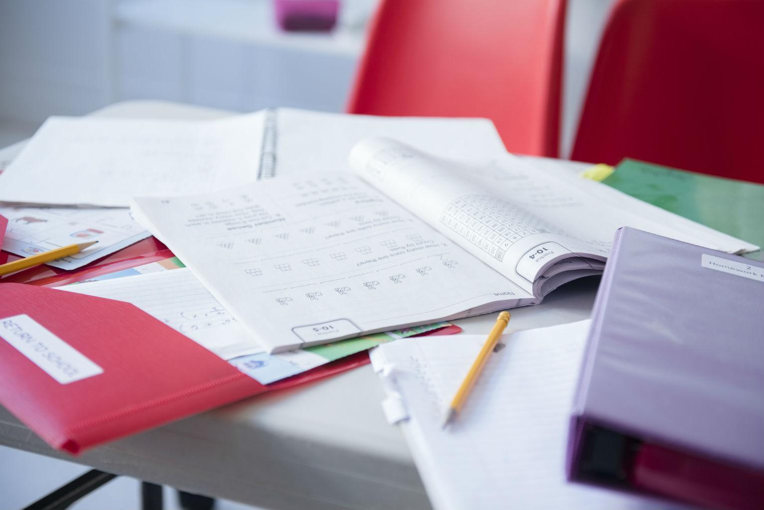 Summer Homework Image