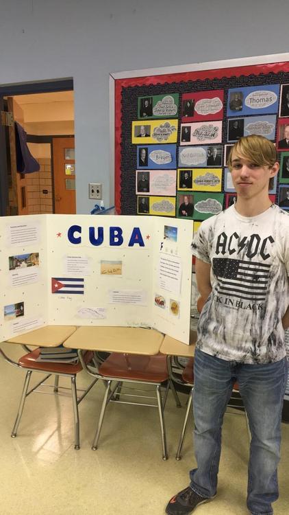 Study of Cuba