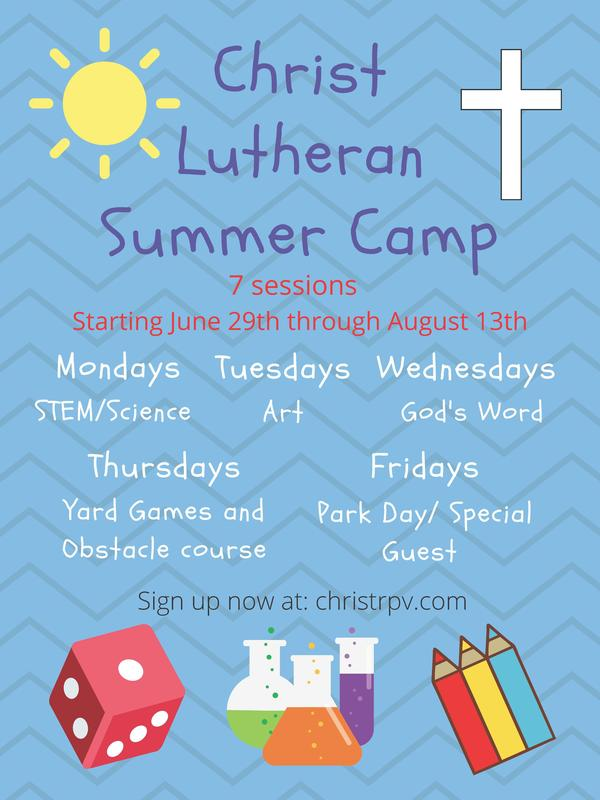 Summer Camp Registration for Students Entering K-8 in the Fall Featured Photo