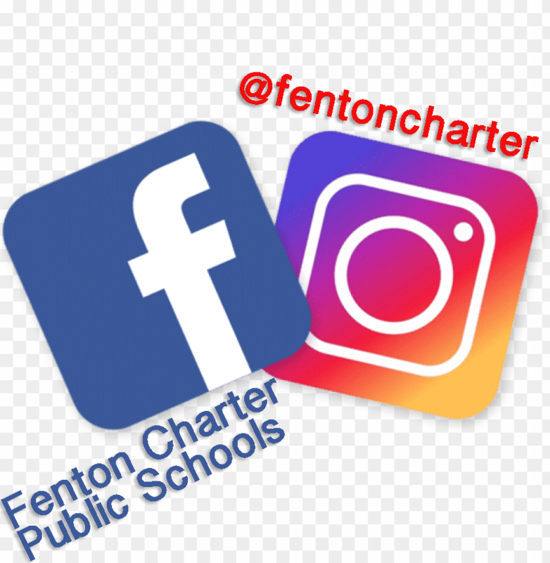 We're on Social Media!  Follow Us. Featured Photo