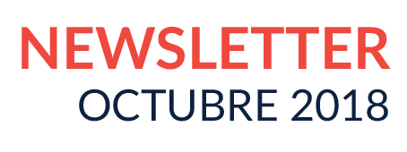 Newsletter | Octubre 2018 Featured Photo