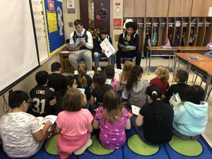 Basketball Players read to Second Graders.jpg