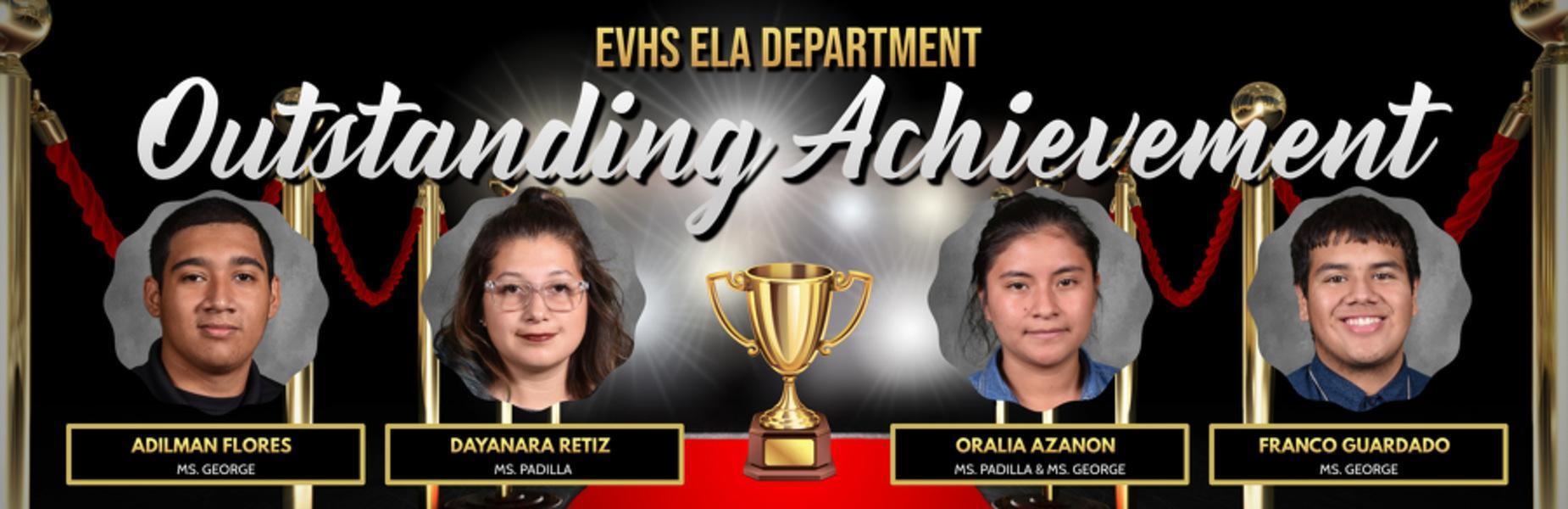 Outstanding ELA