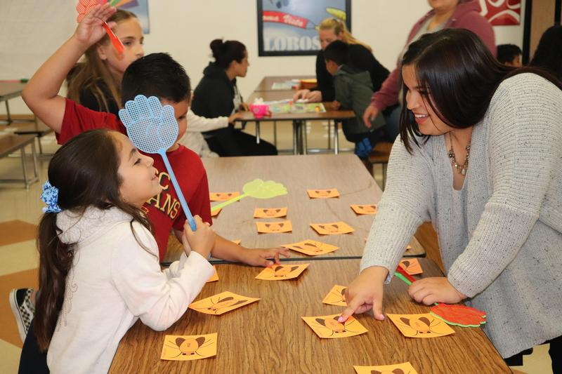 Loma Vista Elementary Hosts Family Site Word Night Featured Photo
