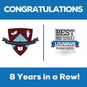 US News & World Report names Bryan Collegiate high School one of the best in the country