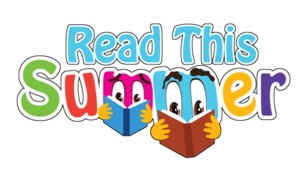 Read this summer clipart
