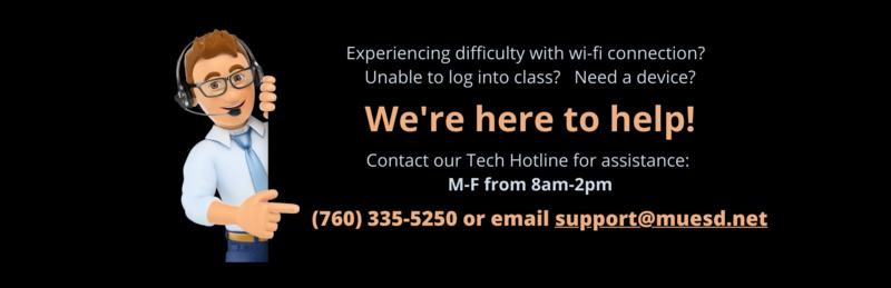 Tech Hotline Available Thumbnail Image