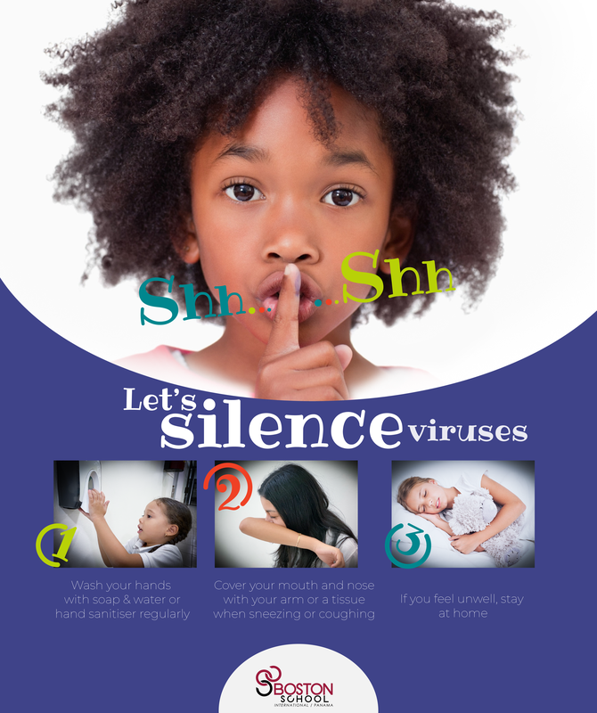 Shh...Shh... Let's silence viruses Featured Photo