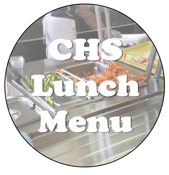 CHS Lunch Menu