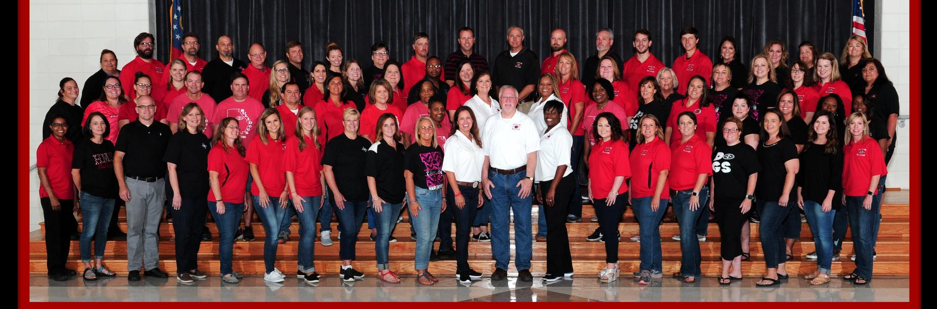 18-19 Faculty and Staff