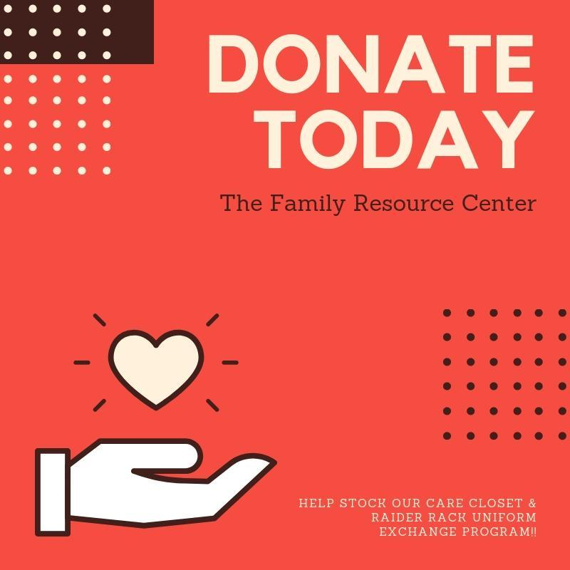 Donate to the Family Resource Center Thumbnail Image