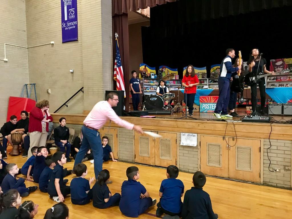 Mr. Collentine wins the contest!
