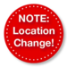 Note: Location Change Clipart
