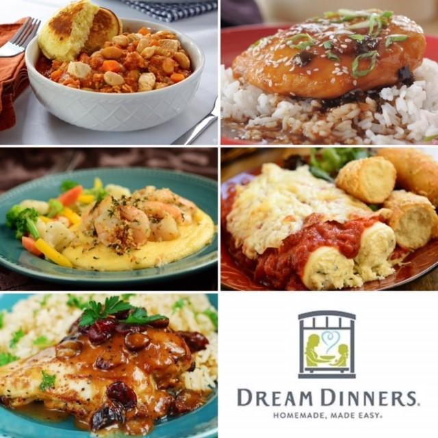PTO Dream Dinners Curbside Fundraiser Featured Photo