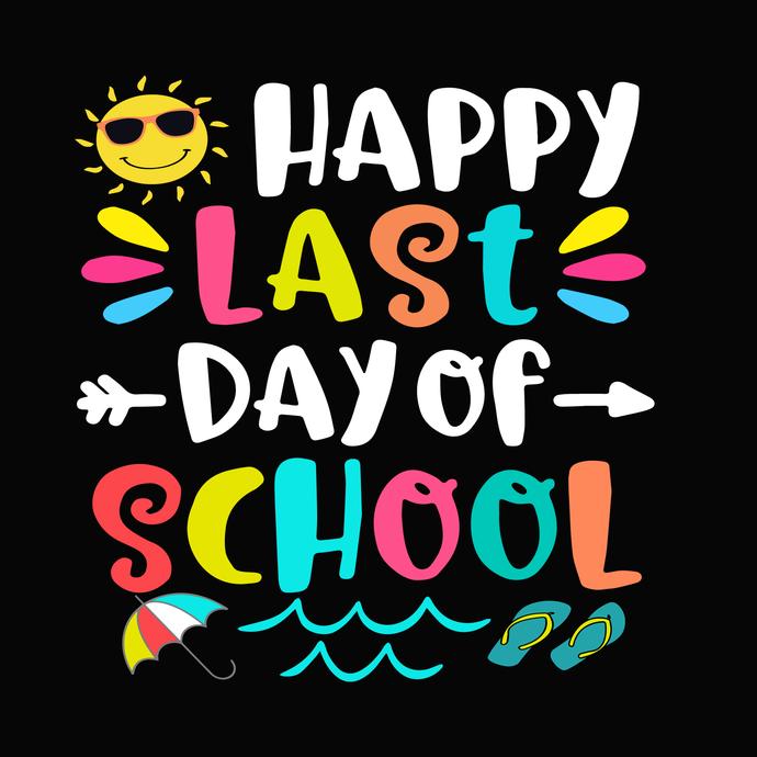happy last day!