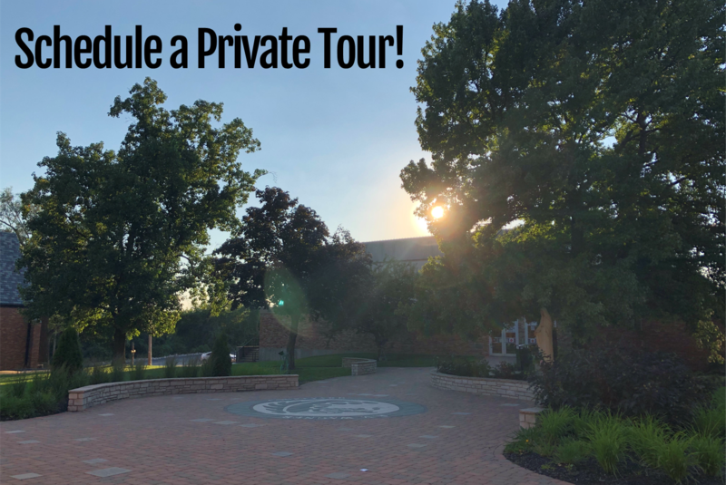 Schedule a Private Tour (IMAGE)