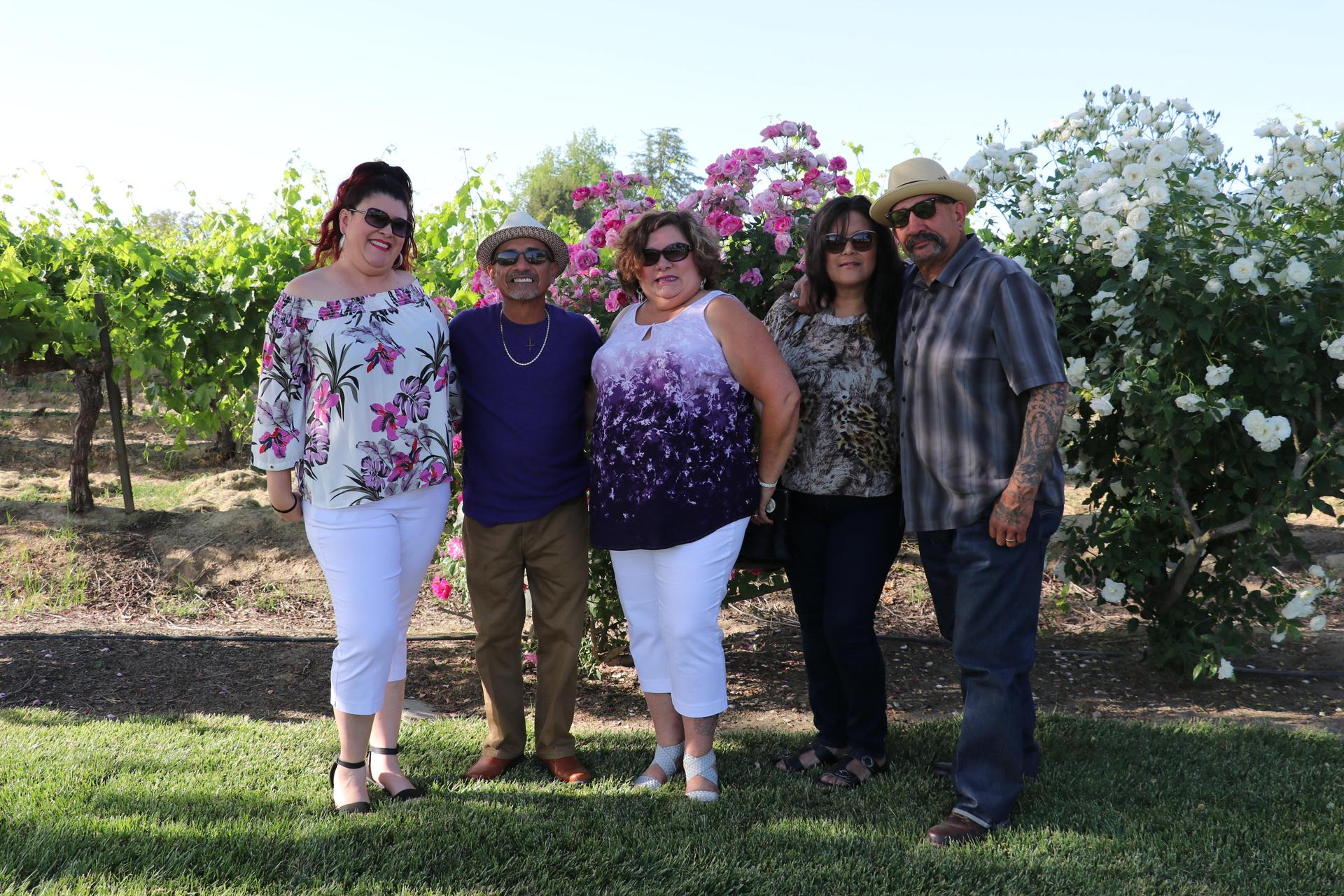 The Family of Janessa Ramirez