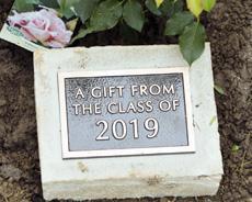 2019 Rose Garden Ceremony