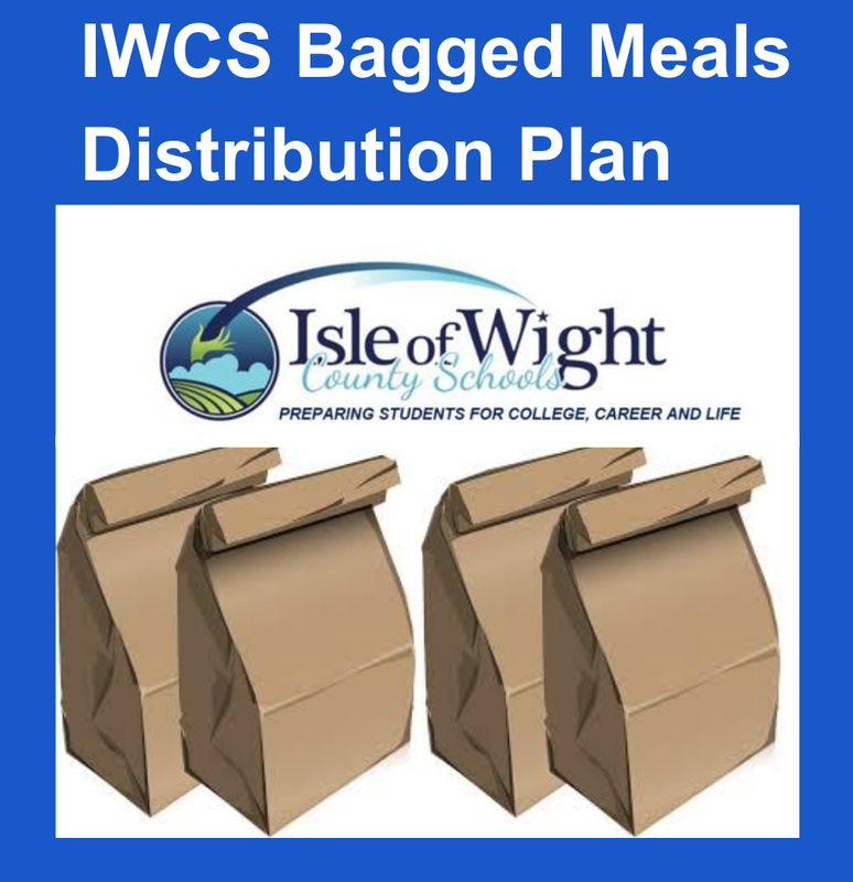 IWCS Meal Distribution Plan