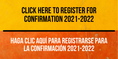 Confirmation registration graphic