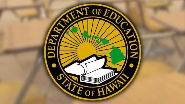 HIDOE Logo with background