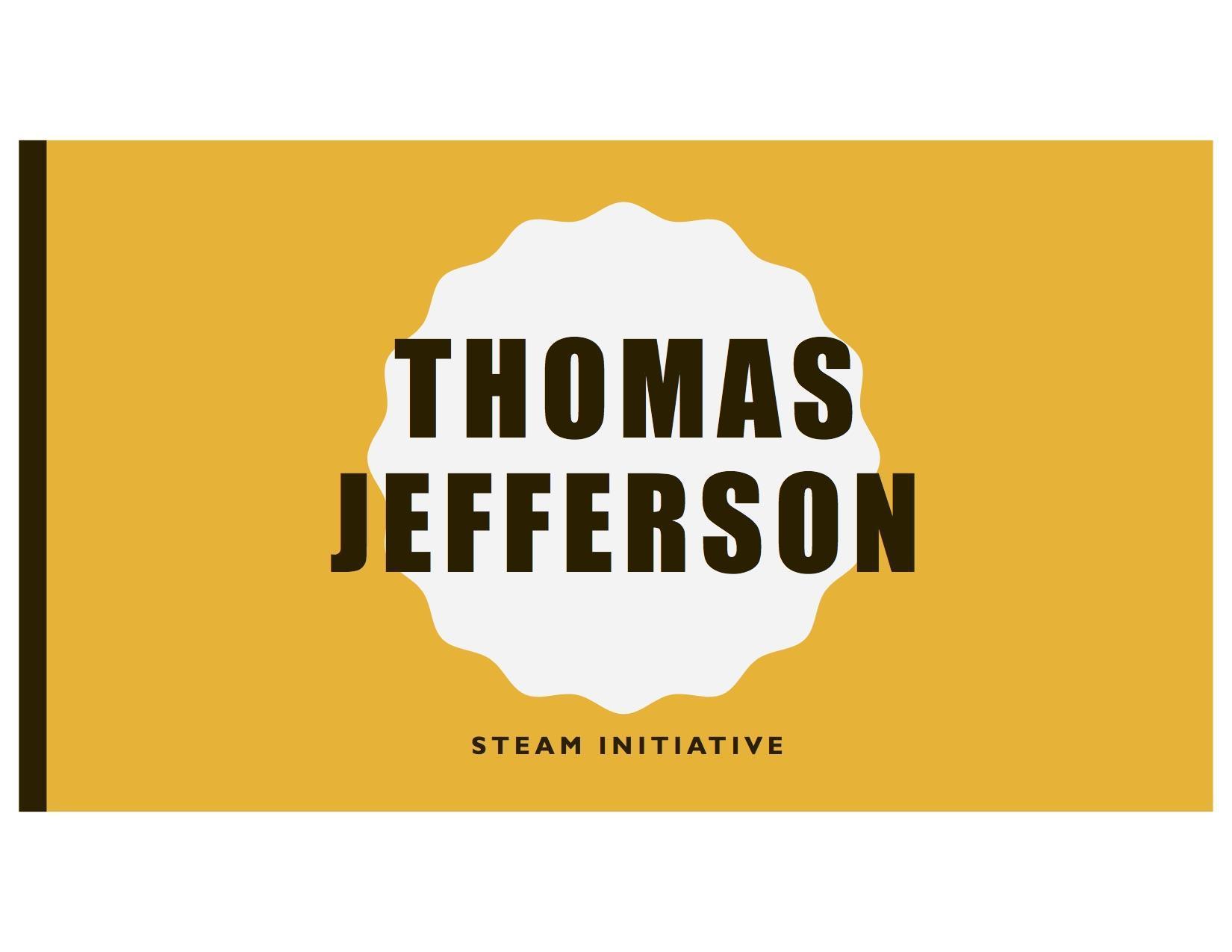 Jefferson Steam Presentation