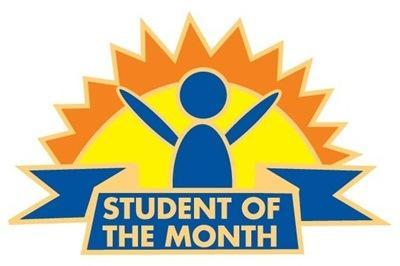 student of the month