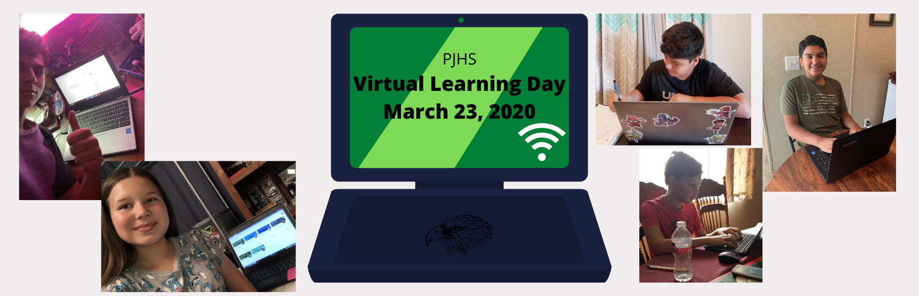 virtual learning day