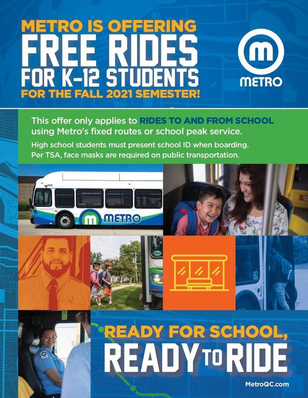 Free Rides For Students Featured Photo