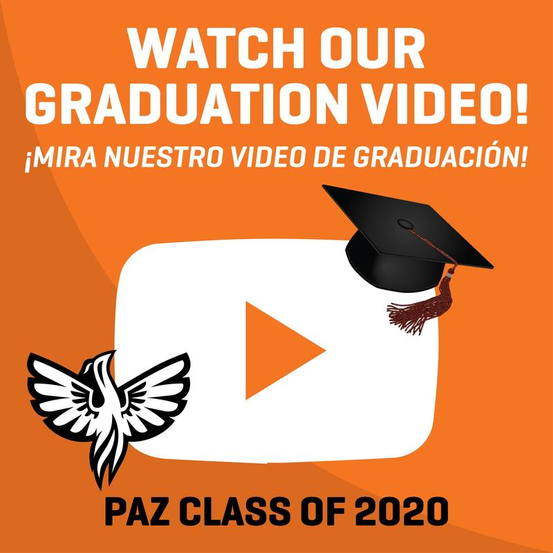 Watch the Class of 2020 Graduate Here!