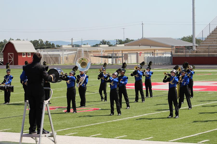 CHS Marching Band 2017