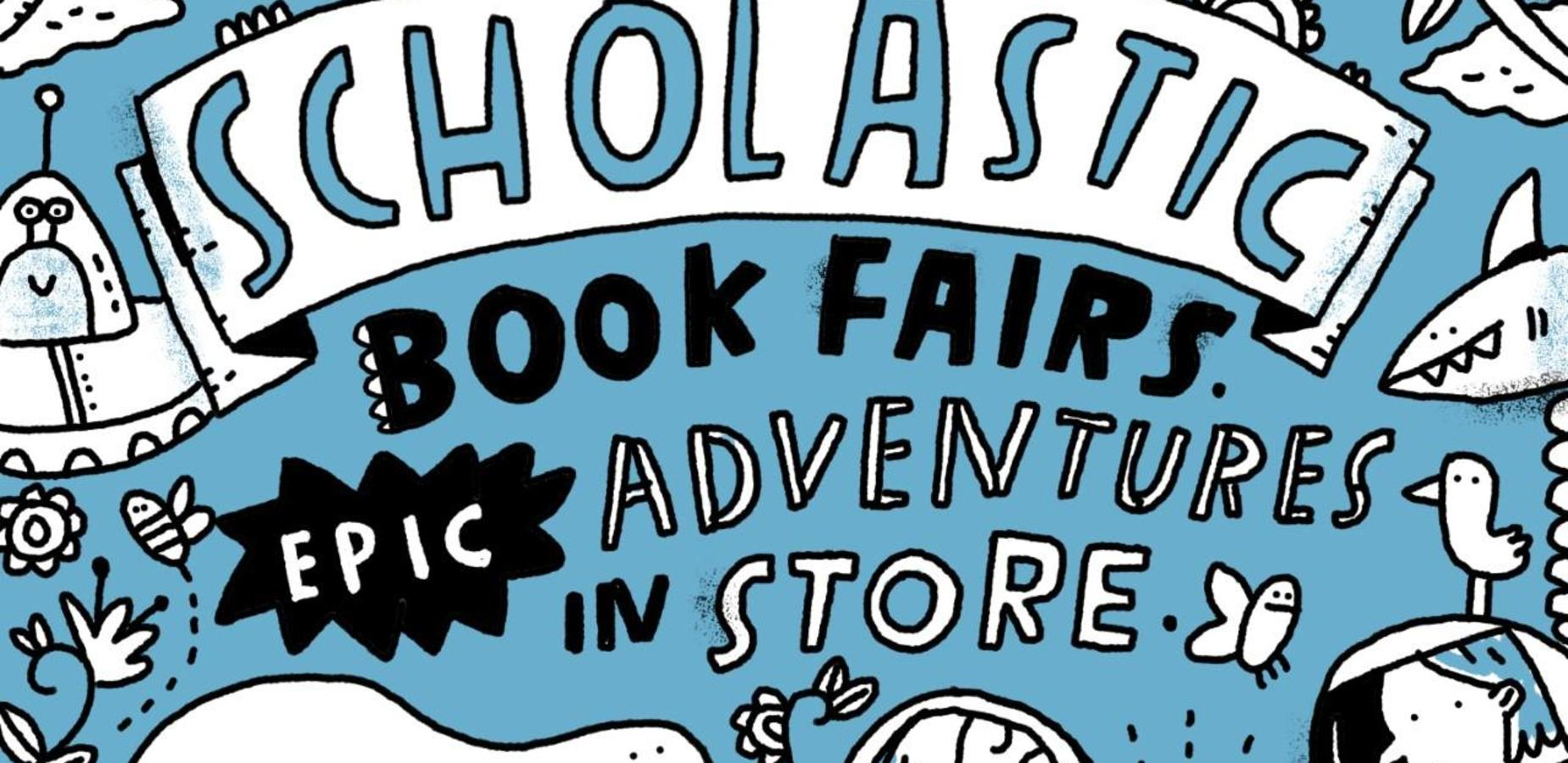 LFE Scholastic Book Fair