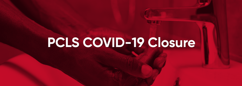 PCLS COVID-19 Closure Thumbnail Image