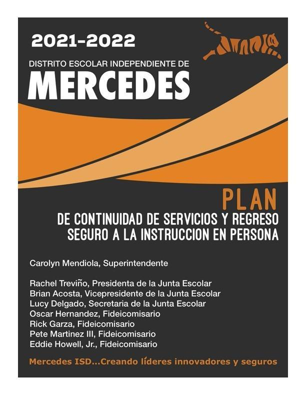 Return to In-Person Instruction and Continuity of Services Plan (RIPICS) SPANISH Featured Photo