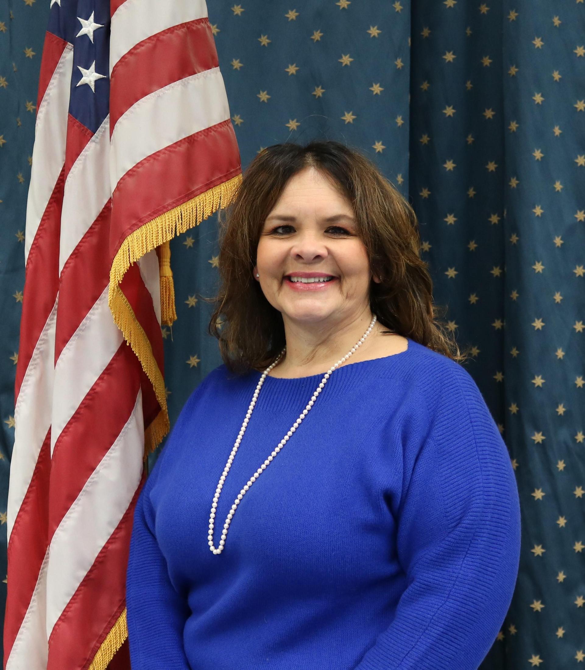 Mrs. Maria Lorenzetti-Davis, Board Member