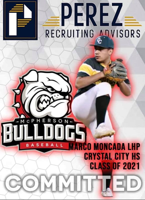 Marco Moncada Commits to McPherson Bulldogs Featured Photo