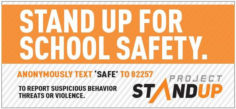 Stand Up for School Safety Program Thumbnail Image