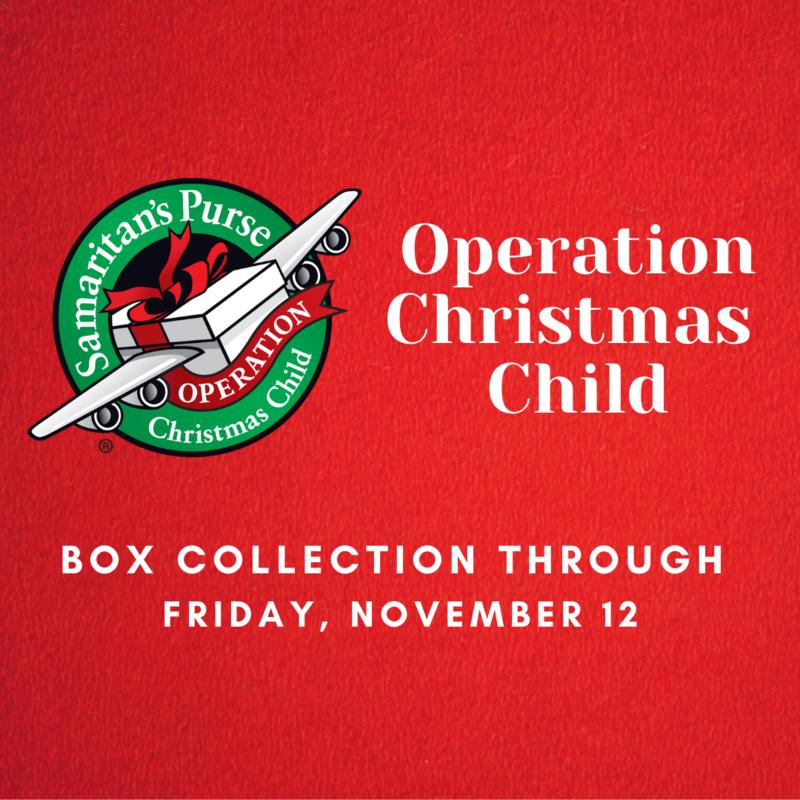 Operation Christmas Child Thumbnail Image
