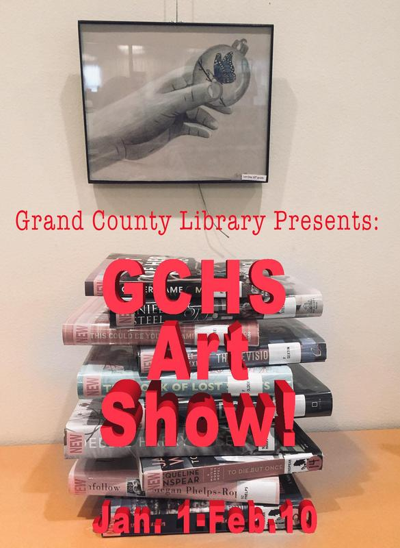 Grand County High School Art Show Featured Photo