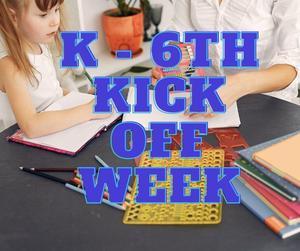 Kick off week