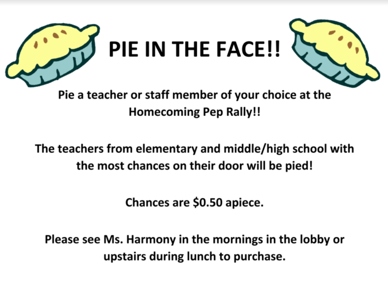 PIE IN THE FACE!! Thumbnail Image