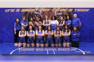 Frenship Girls Wrestling