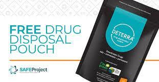 Safe Drug Disposal