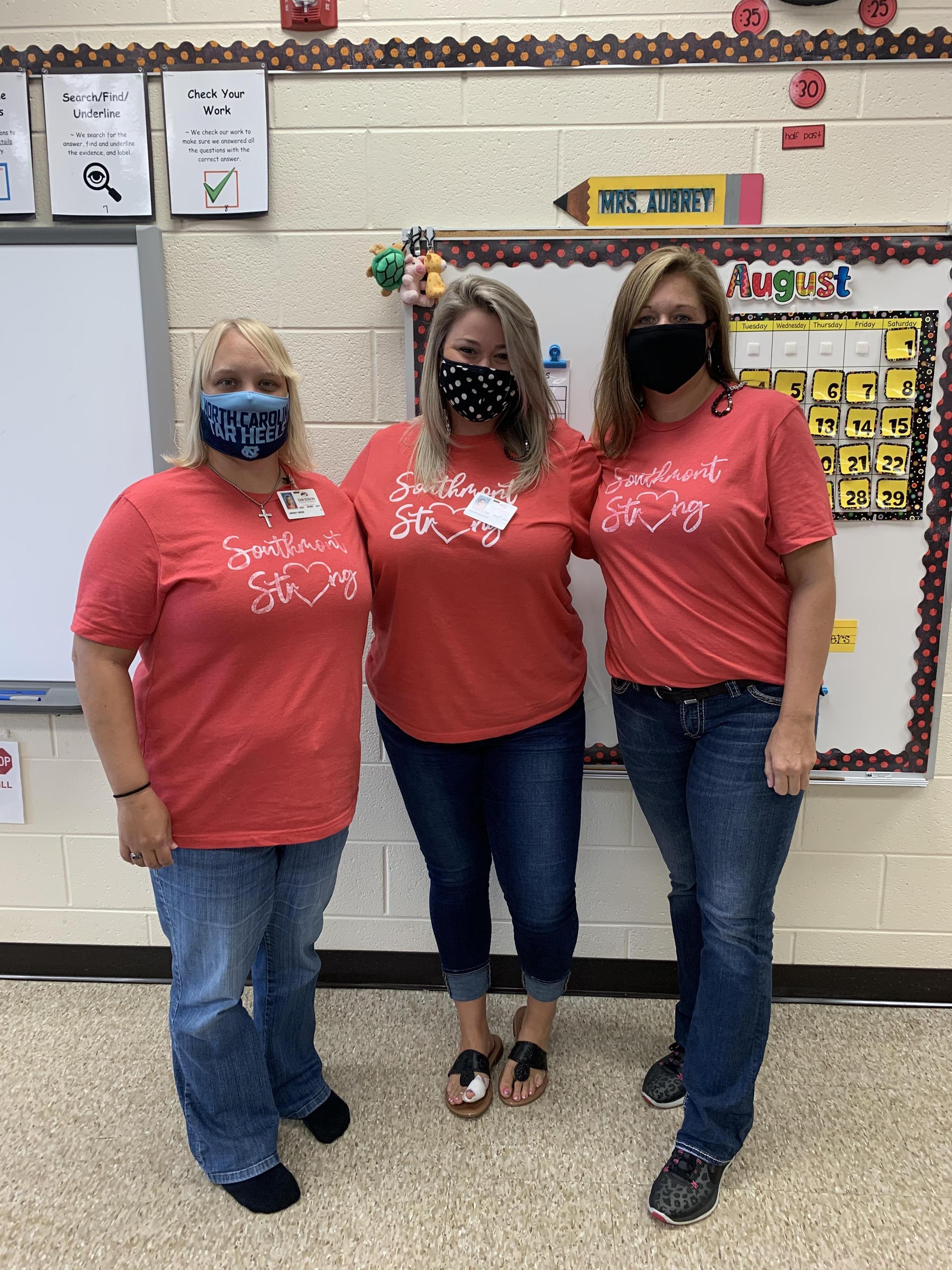Third Grade Staff