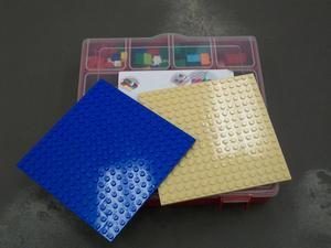 Lego math kit.