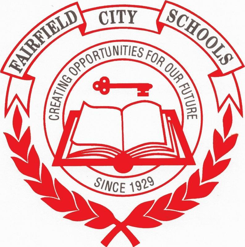 This is an image of the Fairfield City School District seal.