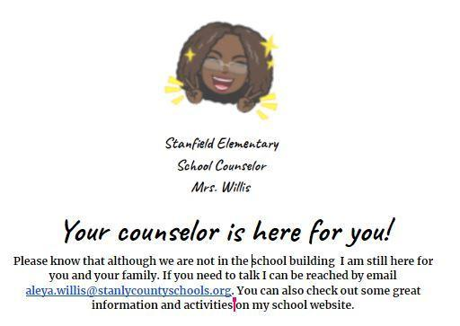 School Counselor Featured Photo